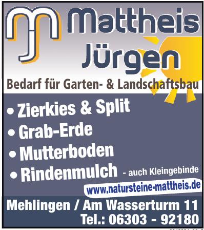 Mattheis Jügen