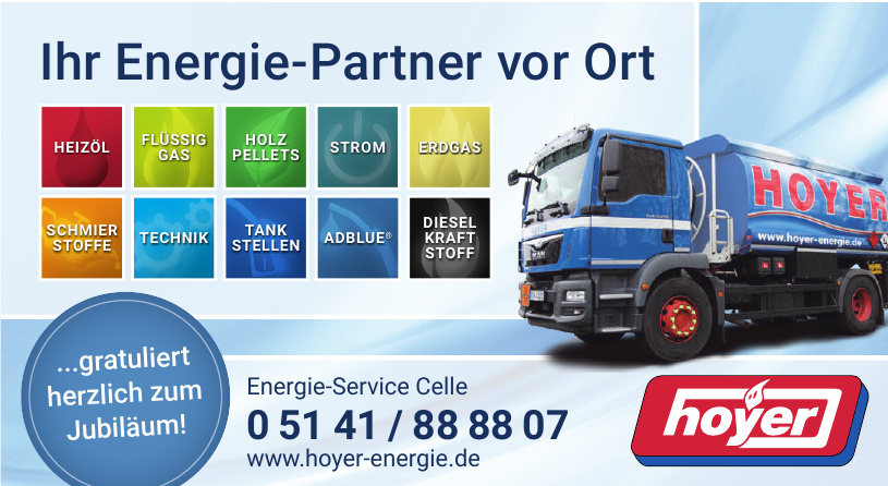 Hoyer Energie-Service Celle