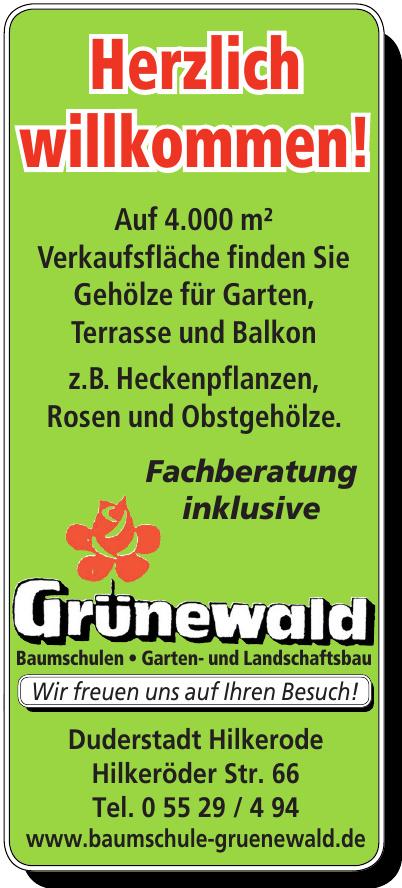 Baumschule Grünewald
