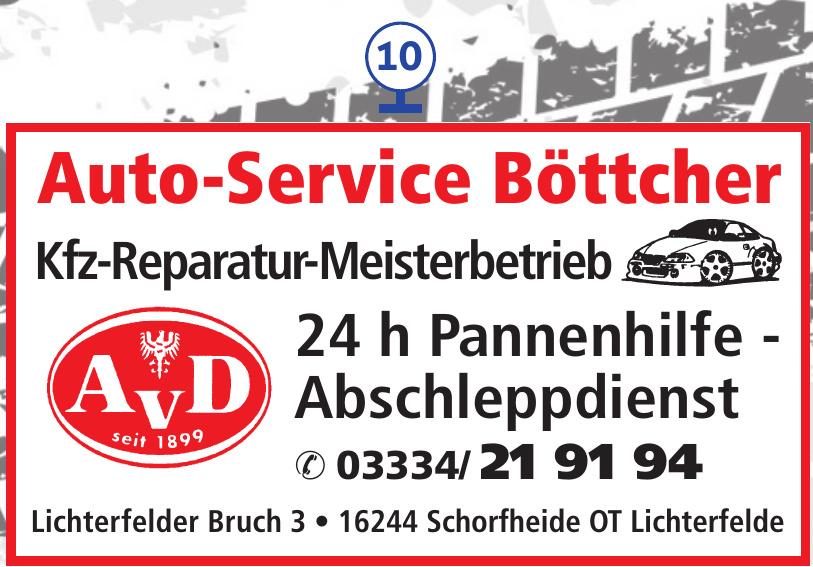 Auto-Service Böttcher