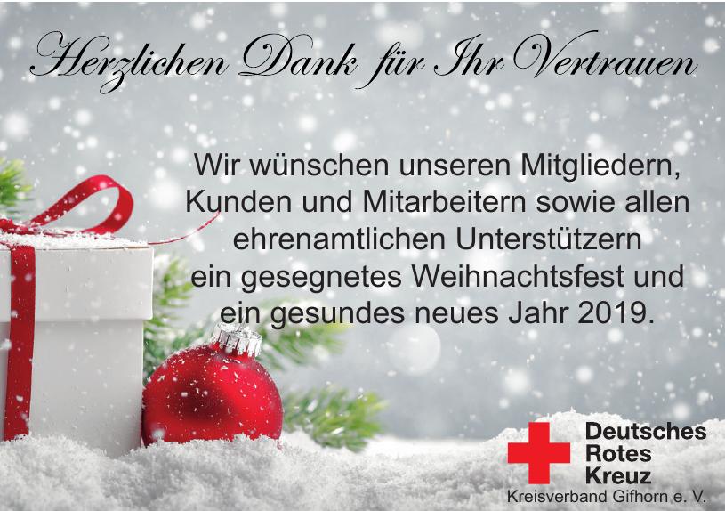 Deutsches Rotes Kreuz - Kreisverband Gifhorn e.V.