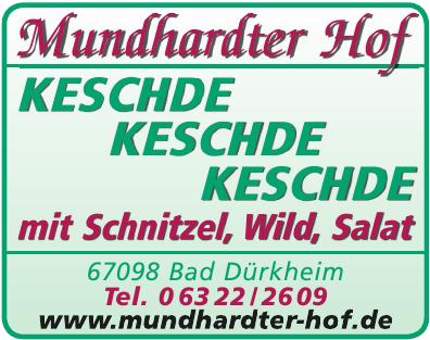 Mundhardter Hof