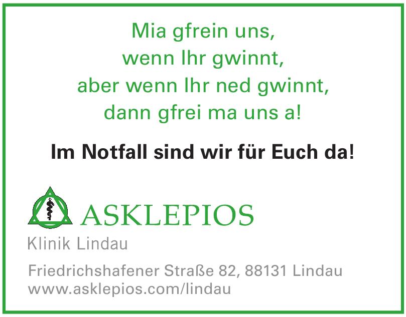 Asklepios Klinik Lindau