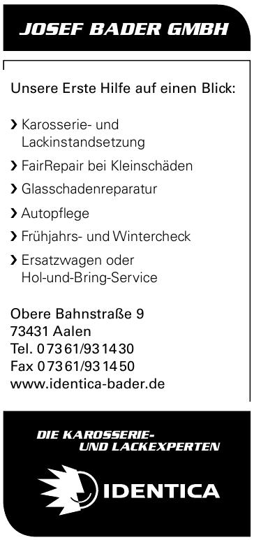 Josef Bader GmbH