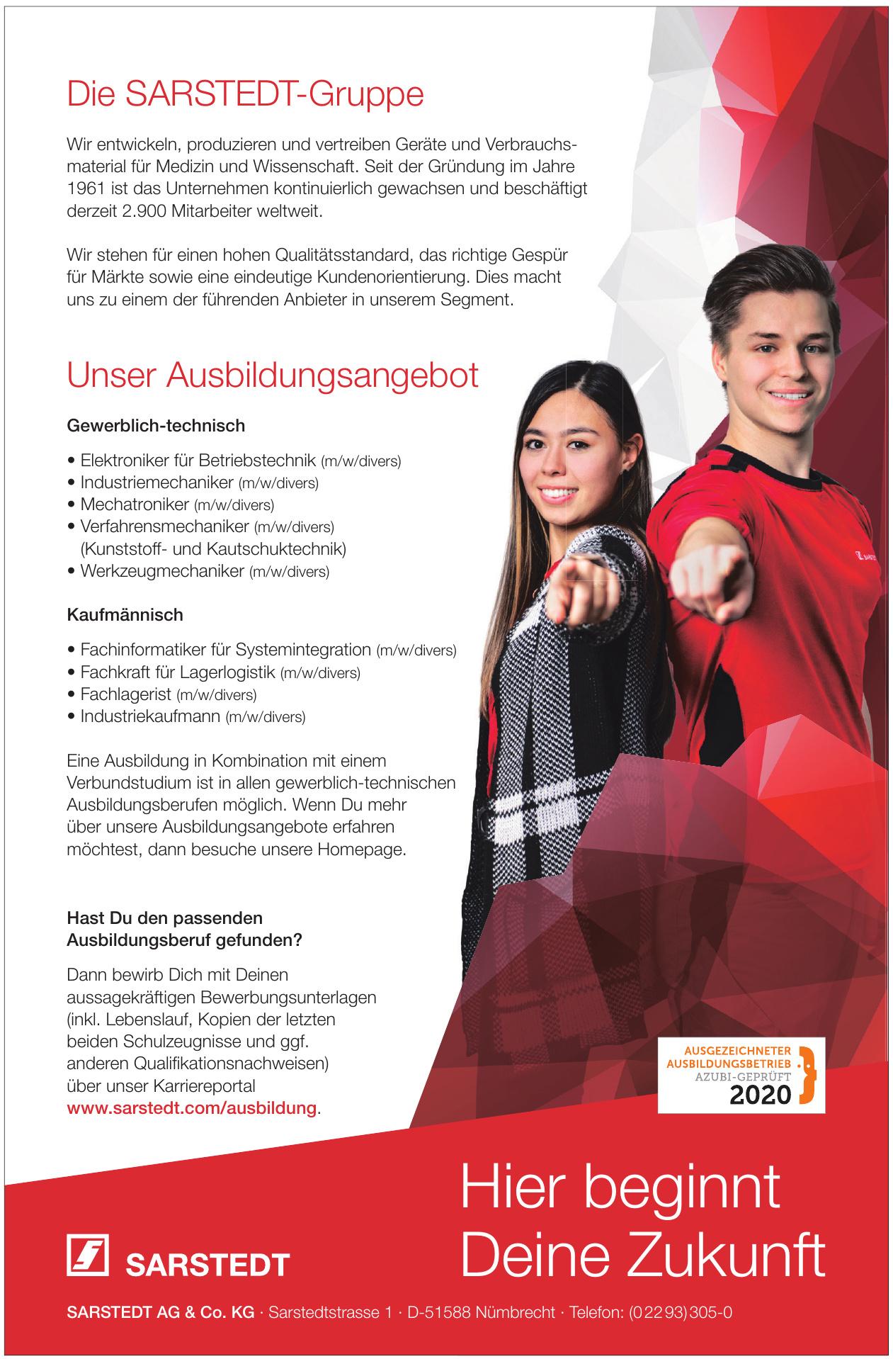 Sarstedt AG & Co. KG