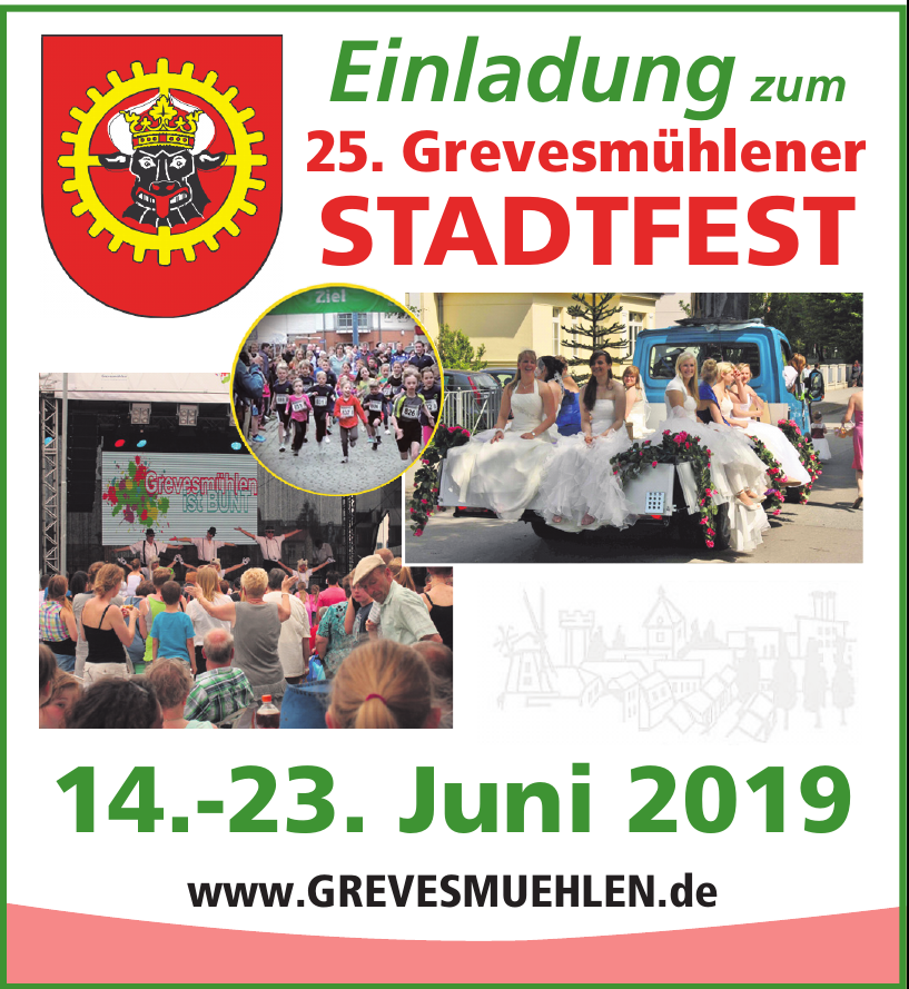 25. Grevesmühlener Stadtfest
