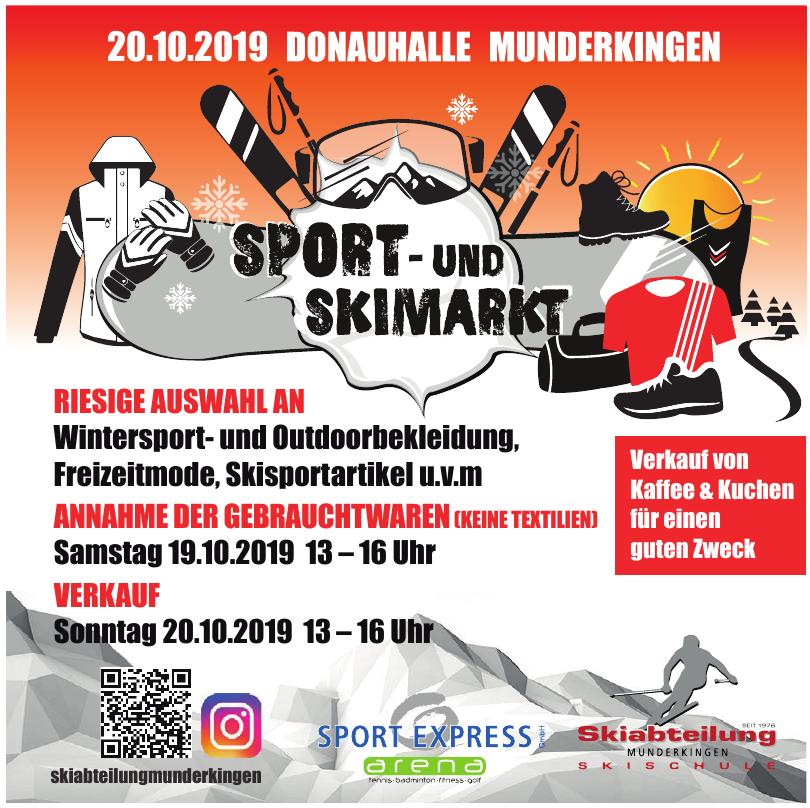 Sport- und Skimarkt