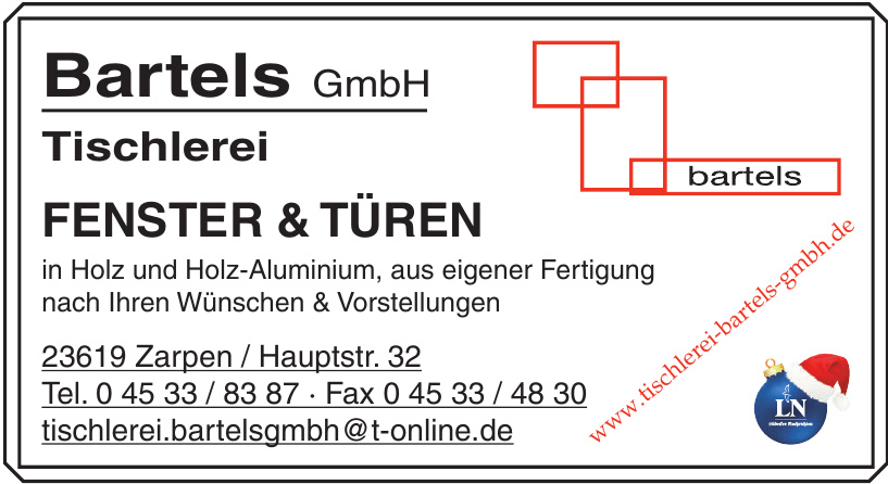Tischlerei Bartels GmbH