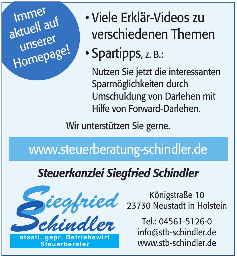 Siegfried Schindler