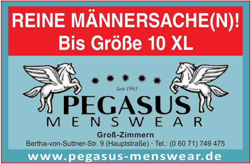 Pegasus Menswear