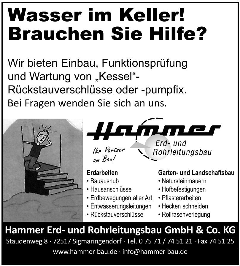 Hammer Erd- und Rohrleitungsbau GmbH & Co. KG
