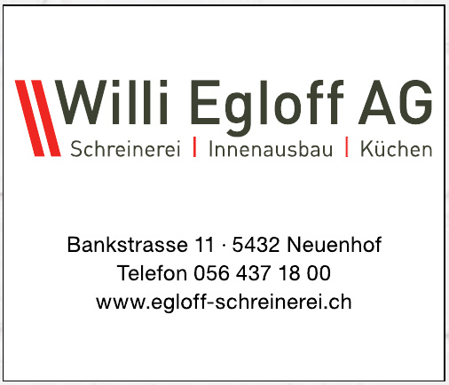 Willi Egloff AG