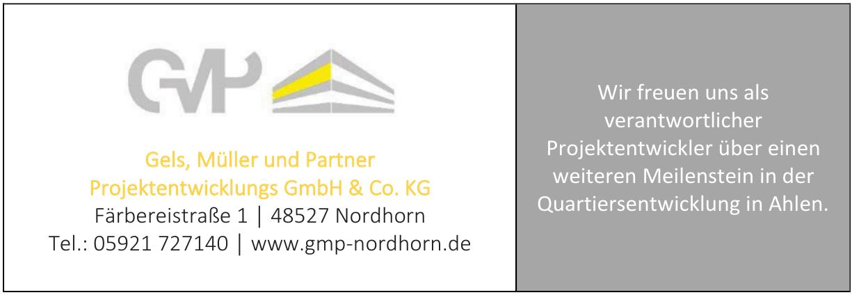 Gels, Müller und Partner Projektentwicklungs GmbH & Co. KG
