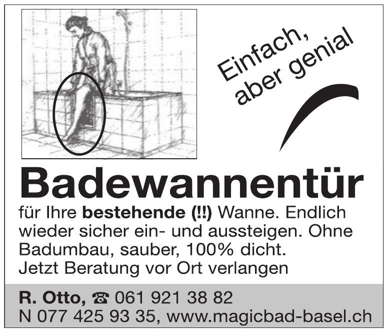 Badewannetür R.Otto