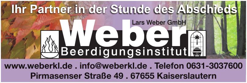 Lars Weber GmbH Beerdigungsinstitut