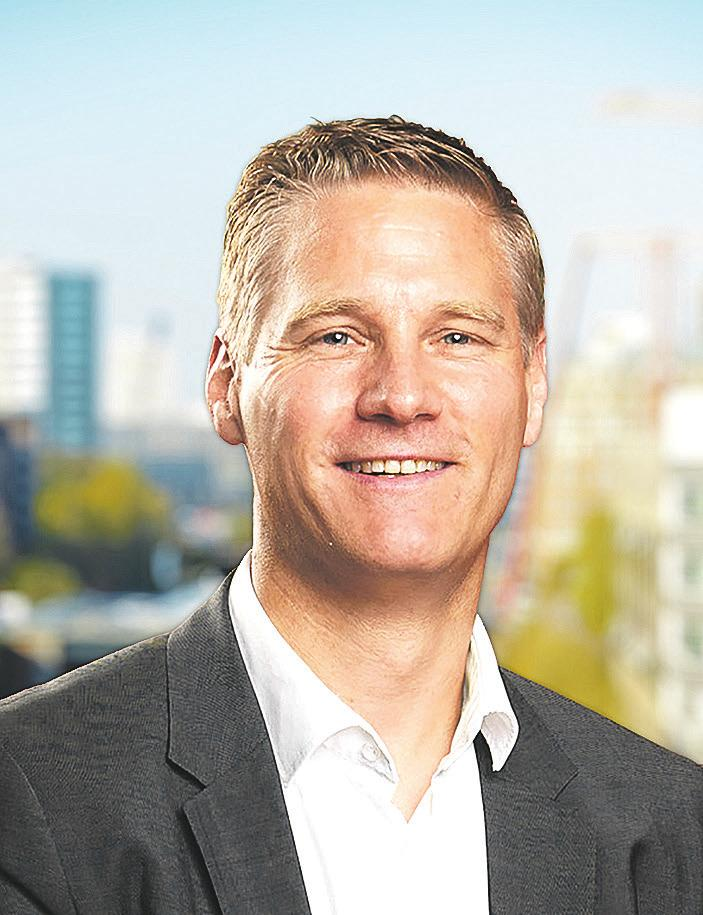 Sven Schlautmann ist Leiter Vermögensmanagement der Hamburger Volksbank