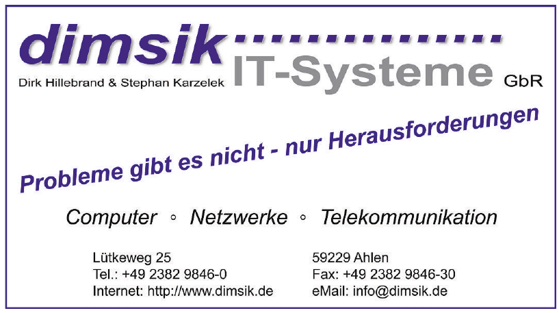 dimsik IT-Systeme GbR