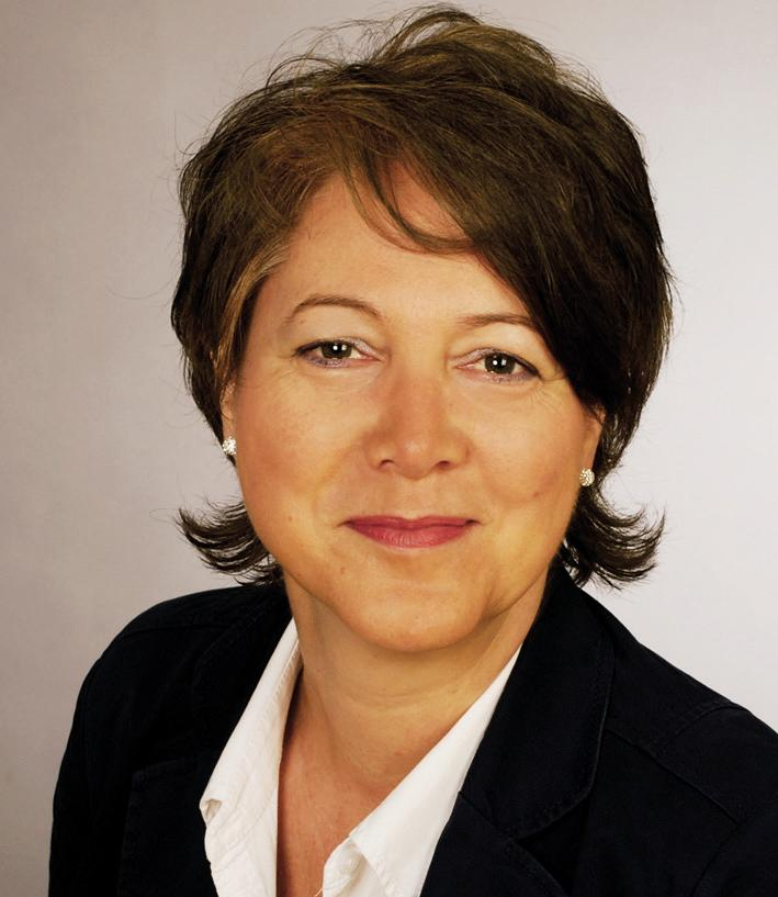 Ute Kaufmann. <br>Foto: privat