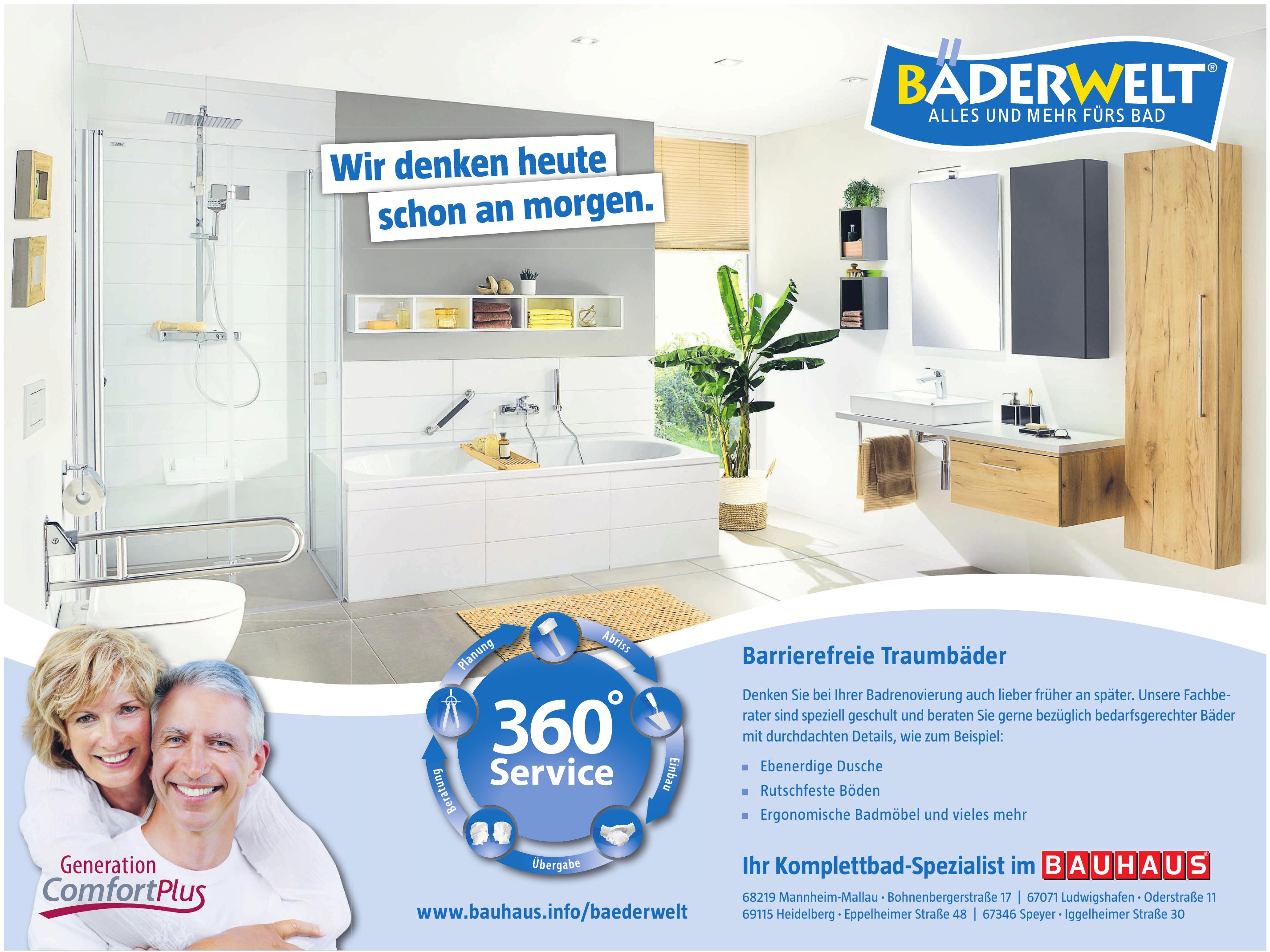 Bauhaus GmbH - Bäderwelt