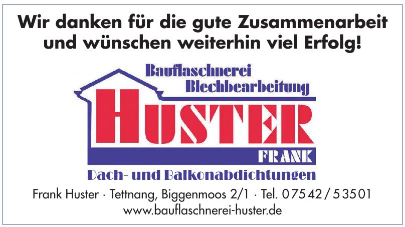 Frank Huster