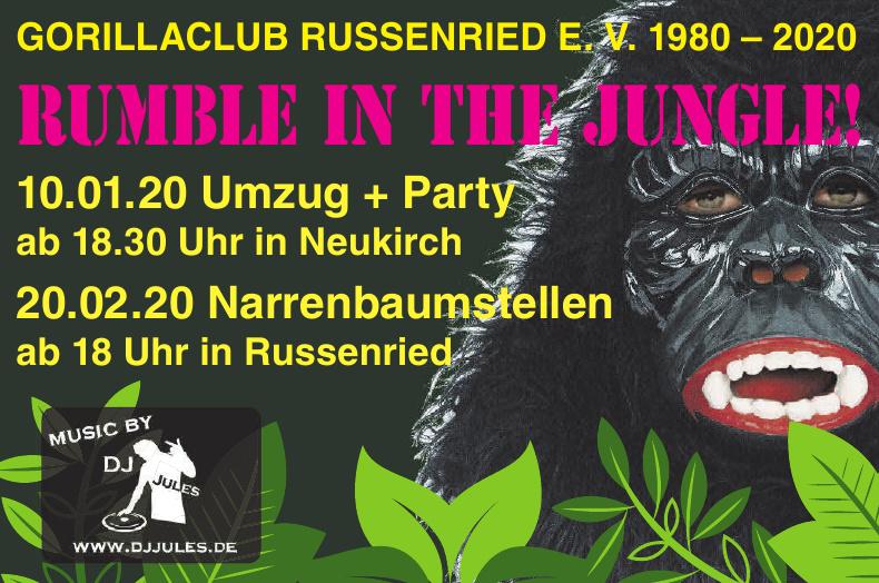 Gorillaclub Russenried e. V.