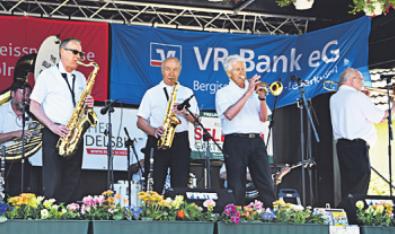 Zahlreiche Musiker treten aufBild: Dr. Reinhard Prinzen
