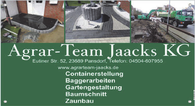 Agrar-Team Jaacks KG