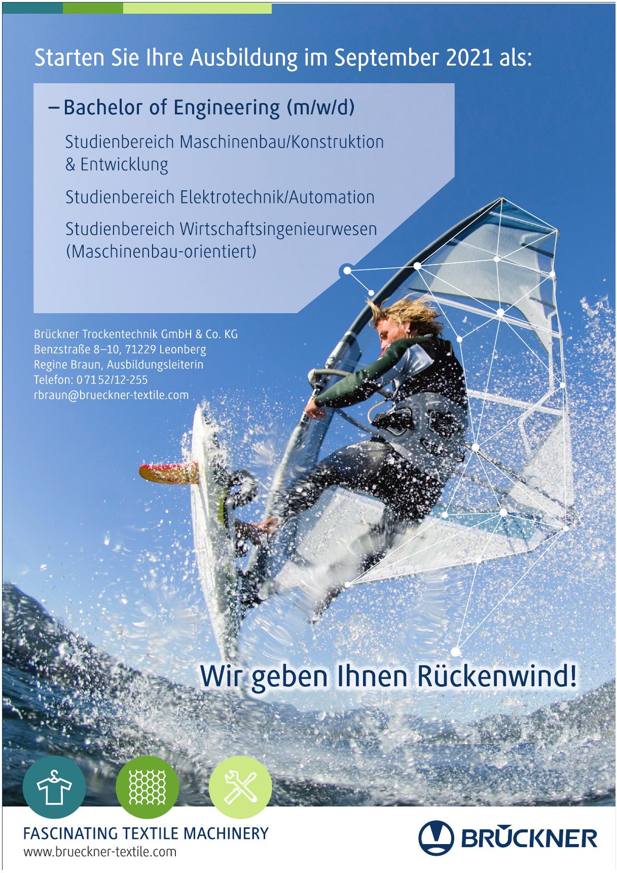 BRÜCKNER Trockentechnik GmbH & Co. KG