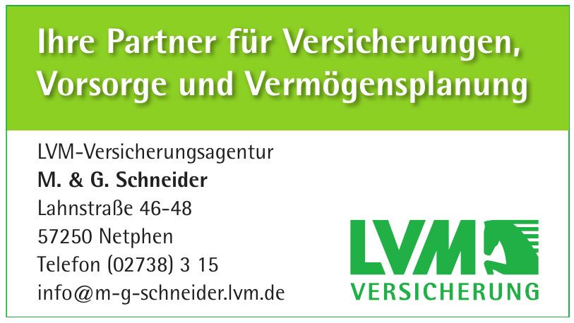 LVM-Versicherungsagentur M. & G. Schneider