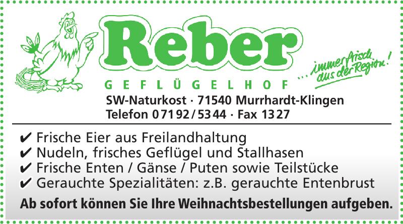 Reber Geflügelhof