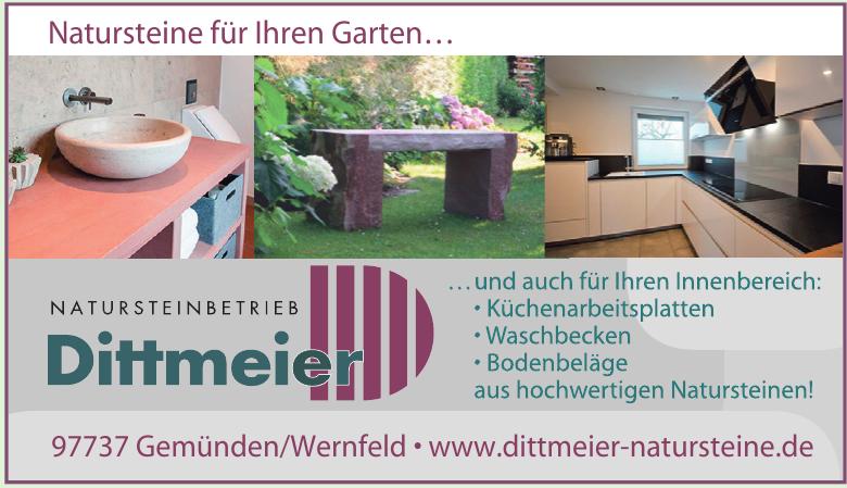 Natursteinbetrieb Dittmeier