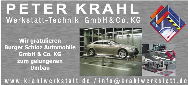 Peter Krahl Werkstatt-Technik GmbH & Co. KG