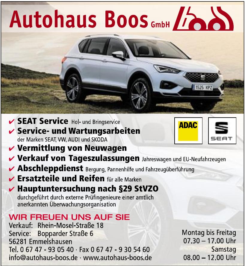 Autohaus Boos GmbH