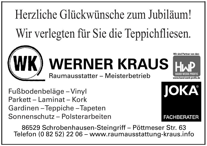 Werner Kraus Raumausstattung