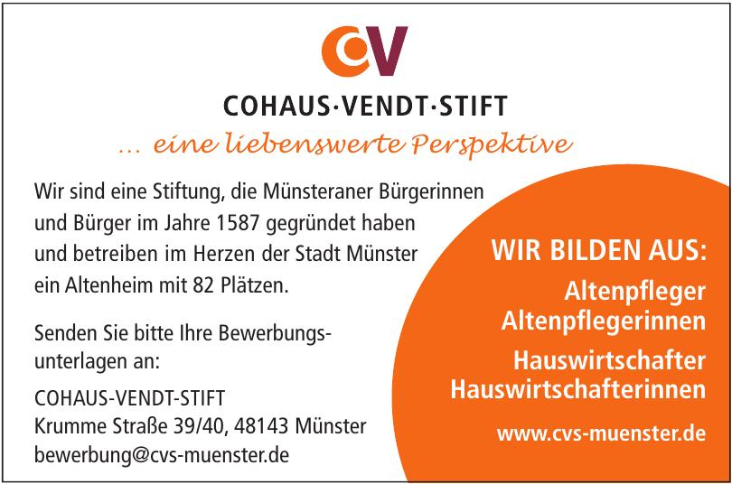 Cohaus - Vendt - Stift Münster