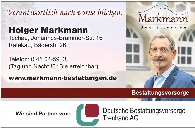 Markmann Bestattungen