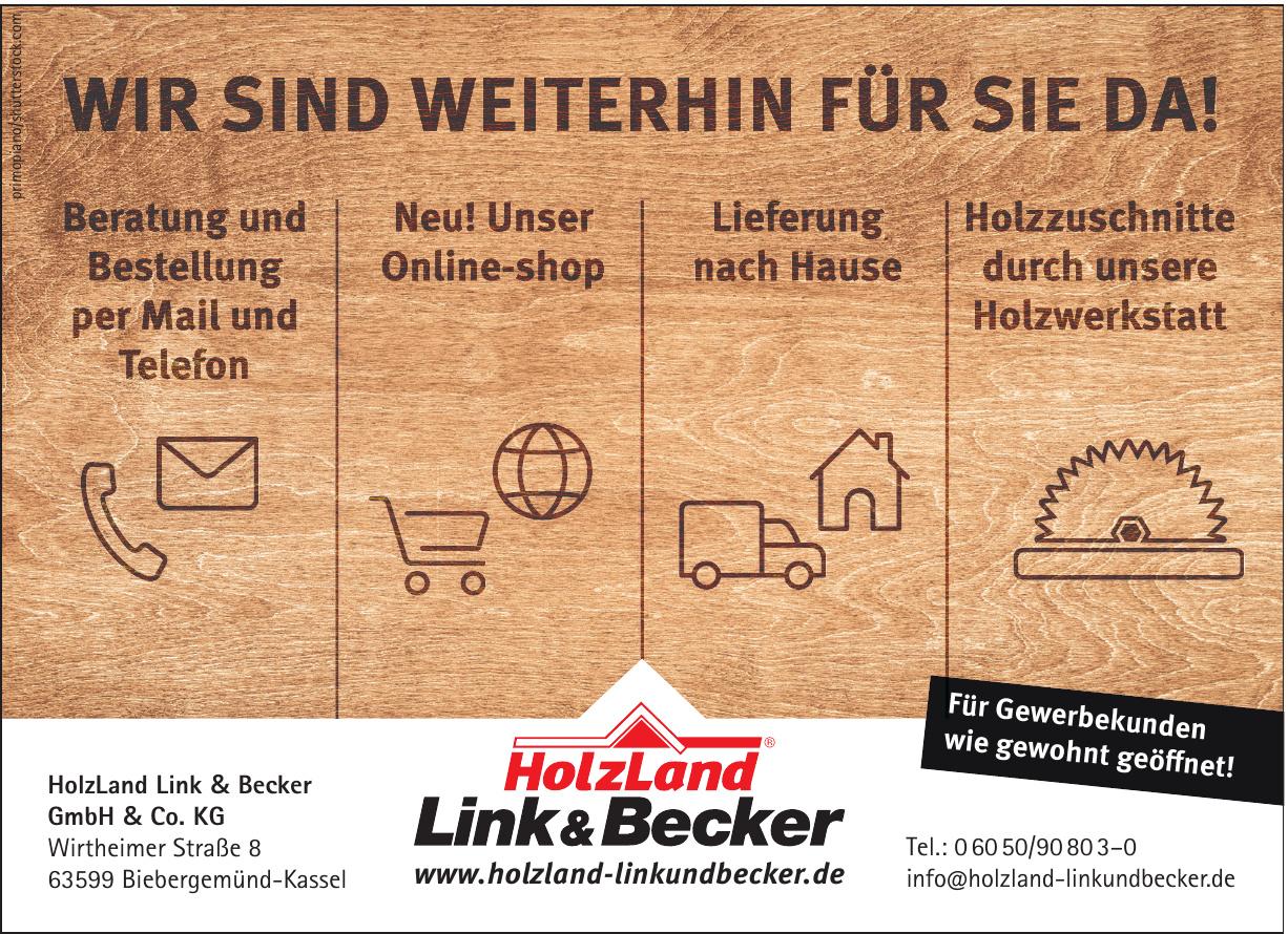HolzLand Link & Becker GmbH & Co. KG