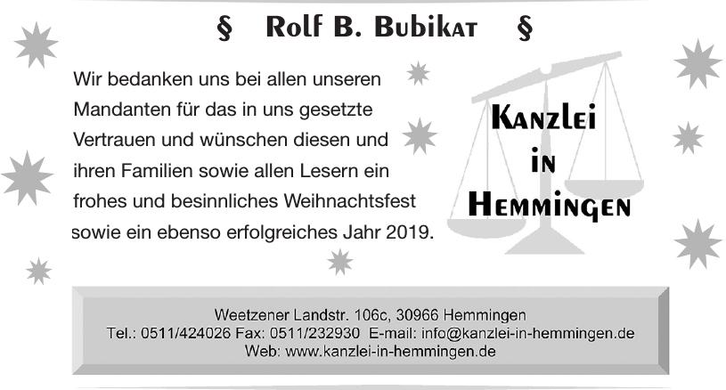 Kanzlei in Hemmingen