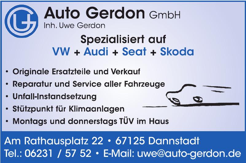 Auto Gerdon GmbH