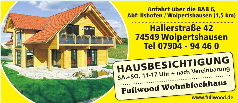 Fullwood Wohnblockhaus