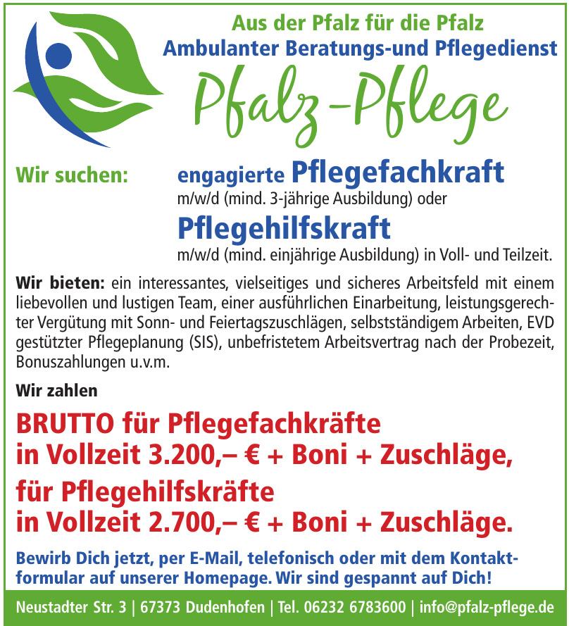 Pfalz-Pflege Ambulanter Beratungs-und Pfegedienst