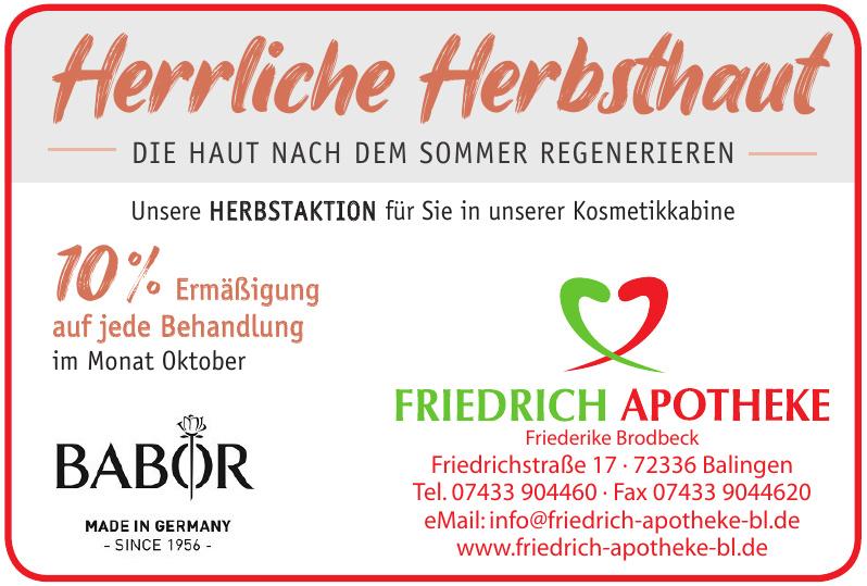 Friedrich Apotheke