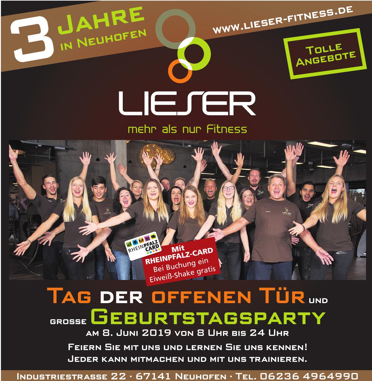 Lieser