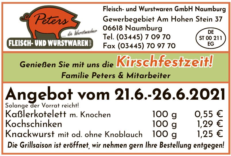 Fleisch- und Wurstwaren GmbH
