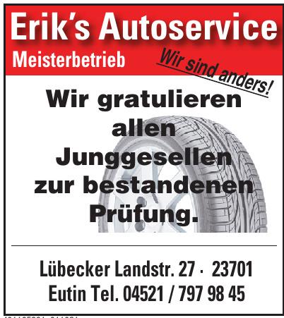 Erik's Autoservice