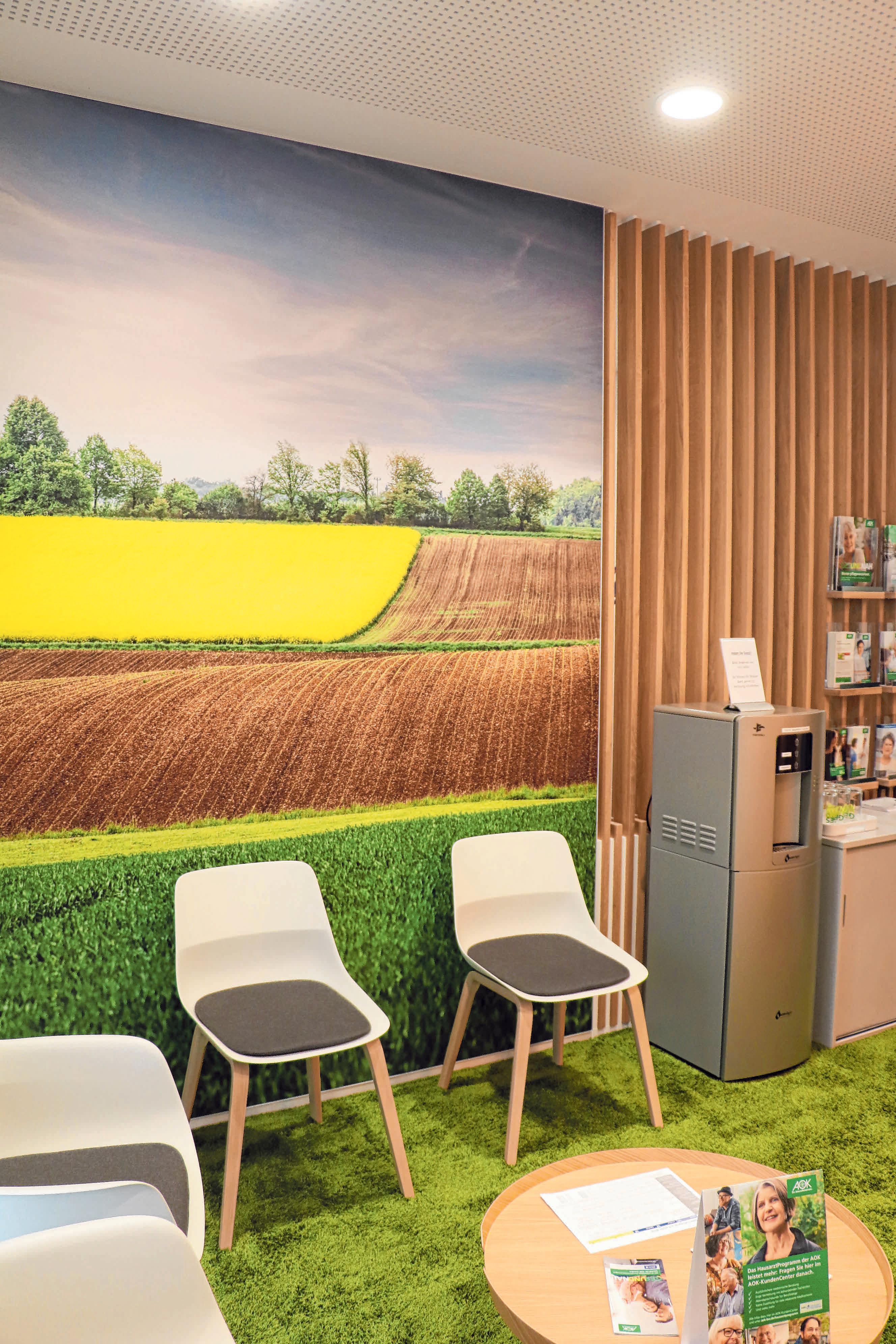 Ein Kunden-Center zum Wohlfühlen Image 1