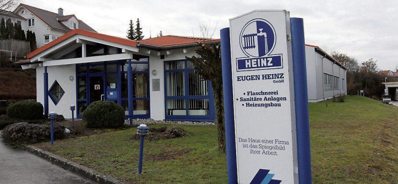 Seit 70 Jahren gibt Meisterbrief von Eugen Heinz. es sie bereits, die Eugen Heinz GmbH in Dußlingen.<div><br></div>