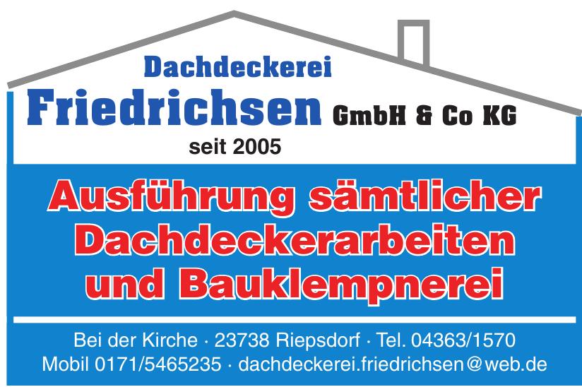 Dachdeckerei Friedrichsen GmbH & Co KG