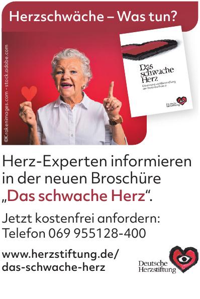 Deutsche Herzstifung