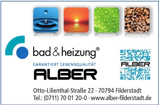 Alber - Bad & Heizung